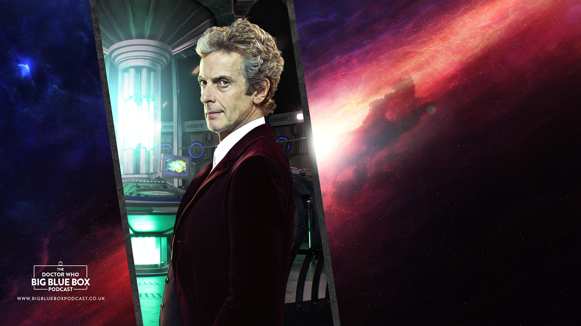 Big Blue Box Podcast Wallpaper Pack 1 Updated The Doctor Who