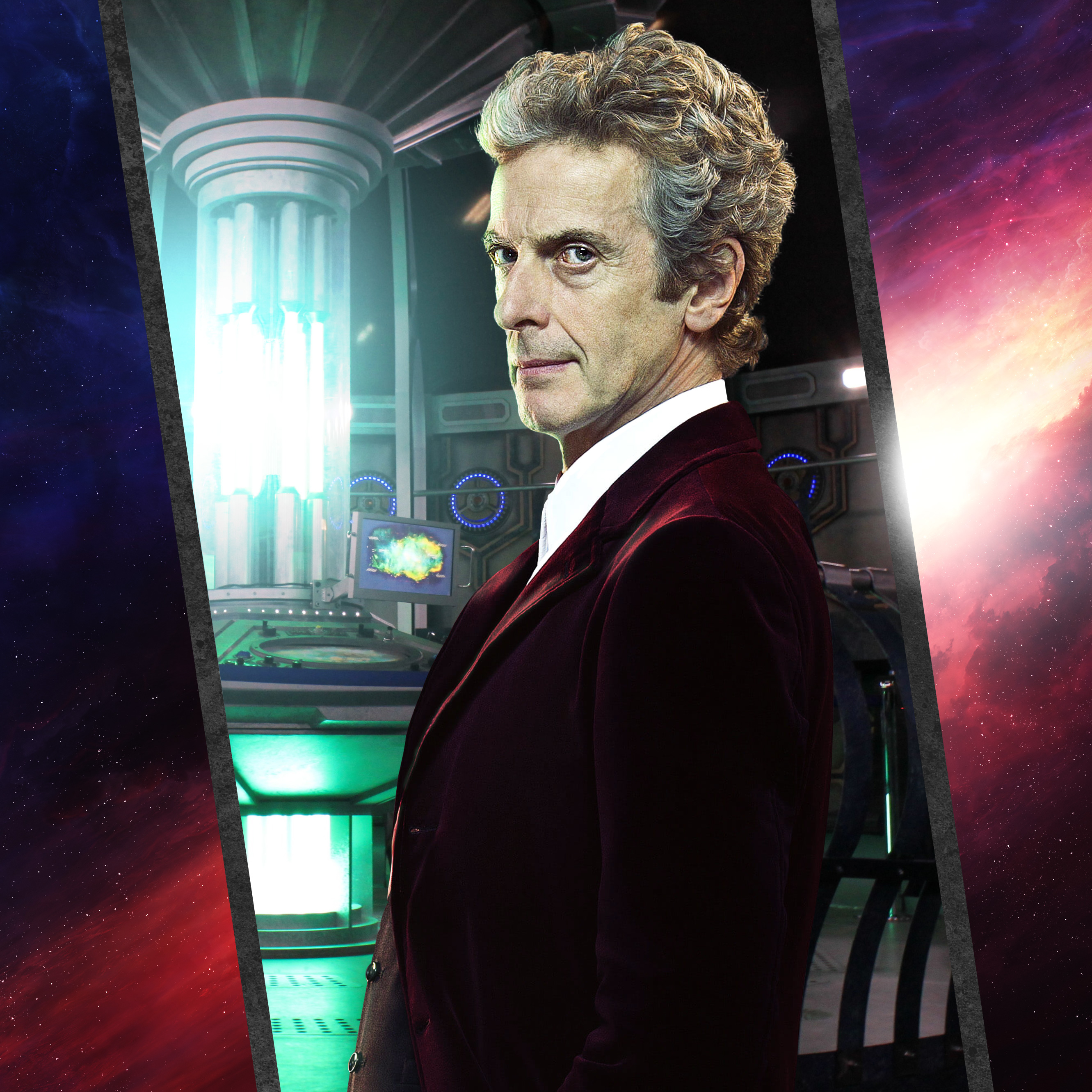 big blue box podcast – wallpaper pack 1 – updated – the doctor who