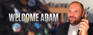 Welcome Adam