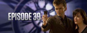 Big Blue Box Podcast - Episode 39