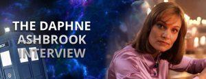 Big Blue Box Podcast - The Daphne Ashbrook Interview