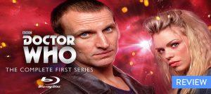Doctor Who Series 1 Blu Ray