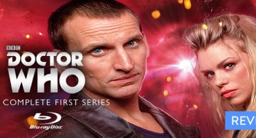 Doctor Who Series 1 Blu Ray Review
