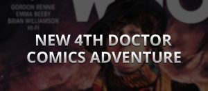 4th Doctor Adventures - Titan Comics