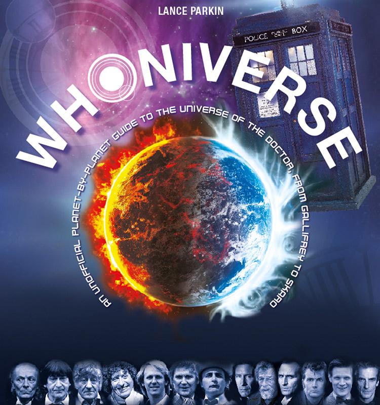 Whoniverse Cover