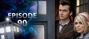 Big Blue Box Podcast - Episode 90