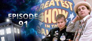 Big Blue Box Podcast - Episode 91