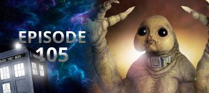 Big Blue Box Podcast - Episode 105