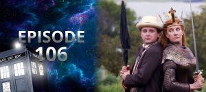 Big Blue Box Podcast - Episode 106