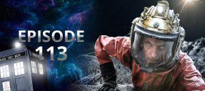 Big Blue Box Podcast - Episode 113