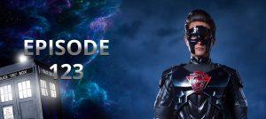 Big Blue Box Podcast - Episode 123