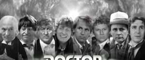 Classic Doctor Who Wallpaper