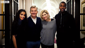 Doctor Who - Series 11 Team