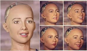 The different faces of ' Sophia'