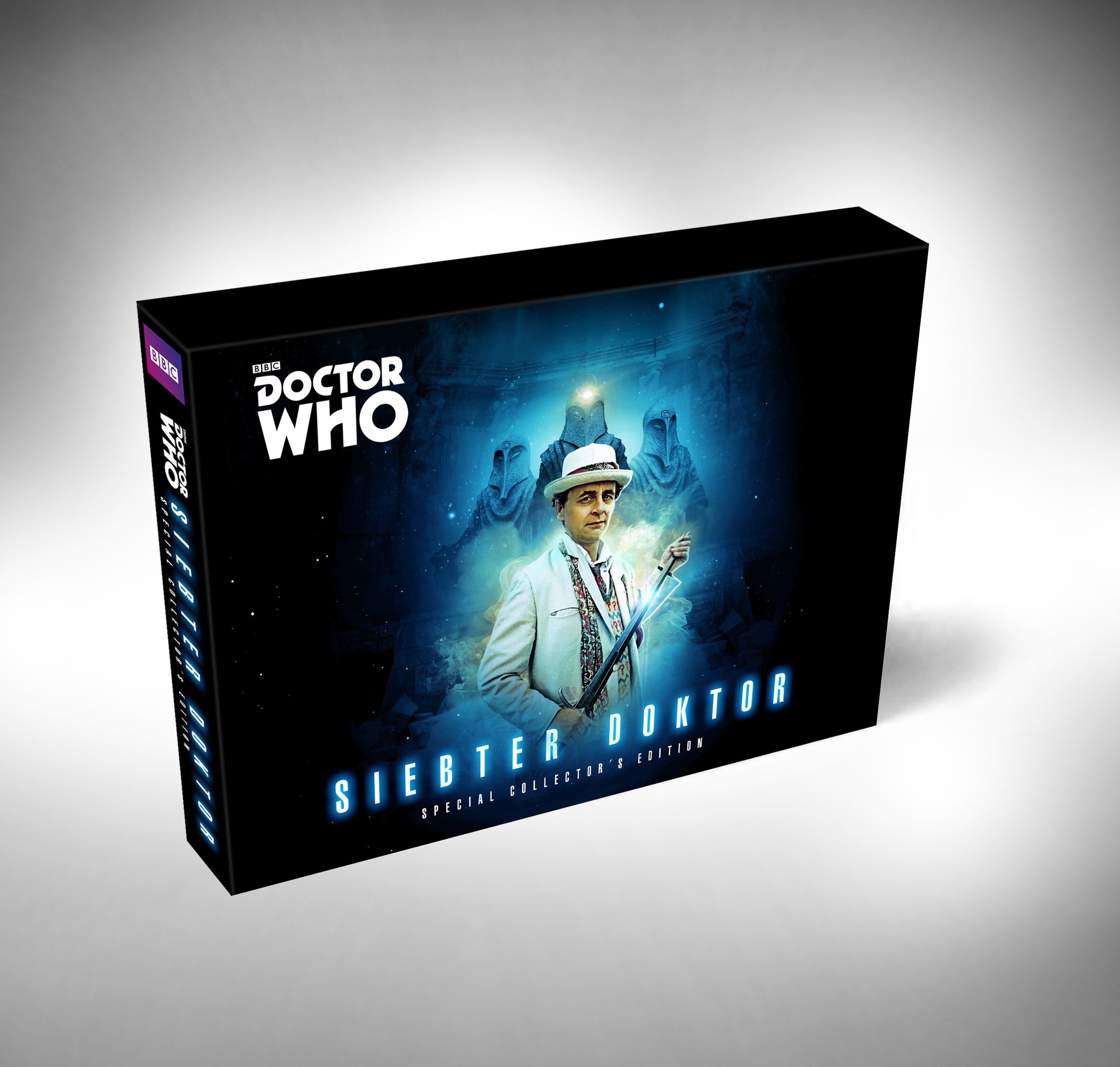 7th Doctor Special Collector's Edition - Box Art