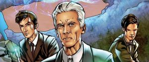 Doctor Who and the Comic Book Universe