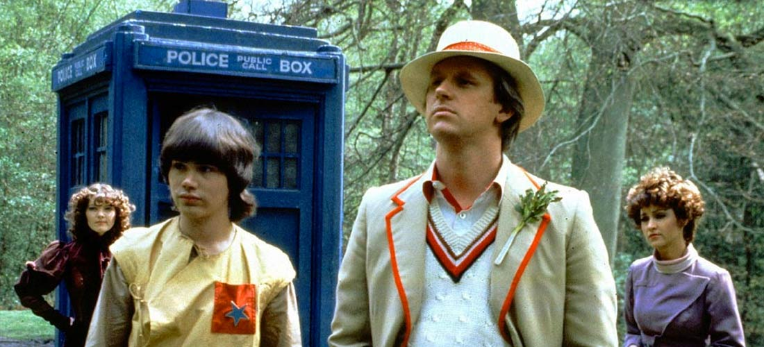The 5th Doctor inherited three companions