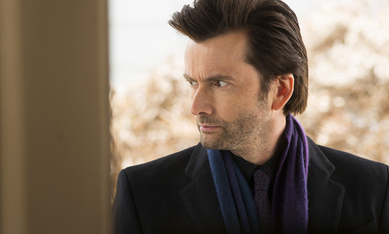 Tennant looking sinister as Killgrave