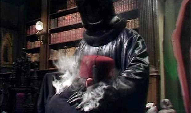 I'm still not sure what bringing Sutekh's gift of death to all Human life had to do with Ancient Egypt!