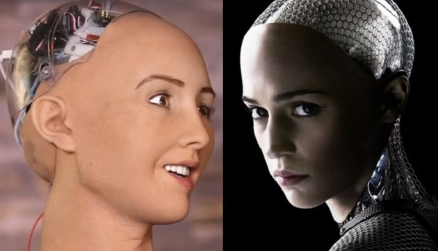 Sophia the AI robot Would she pass the human test?