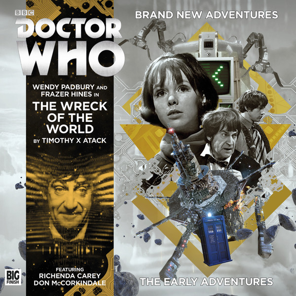 Doctor Who - The Wreck of the World from Big Finish