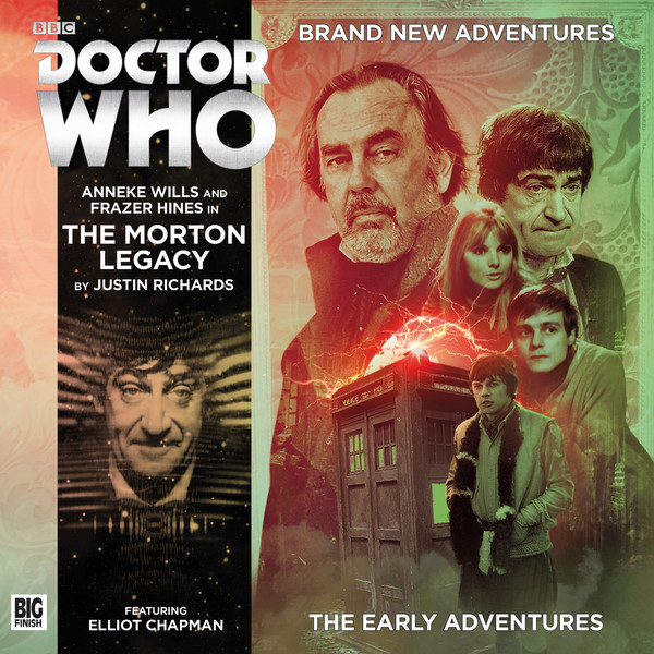 BIG FINISH - DOCTOR WHO: THE MORTON LEGACY