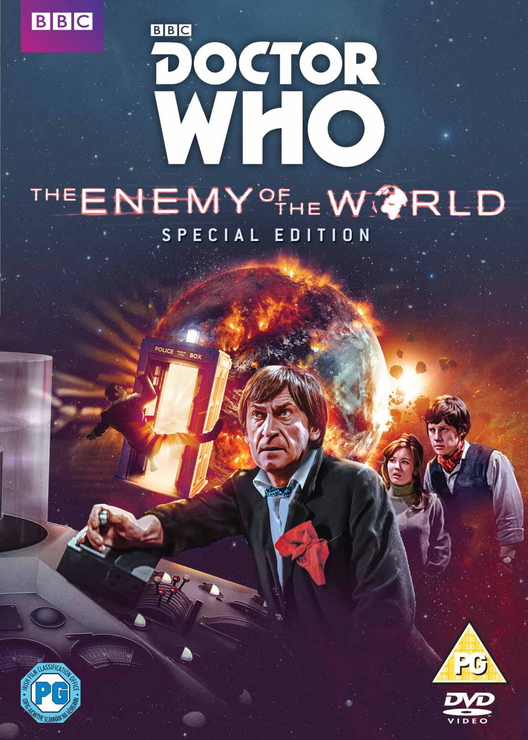 Doctor Who - The Enemy of the World Special Edition DVD