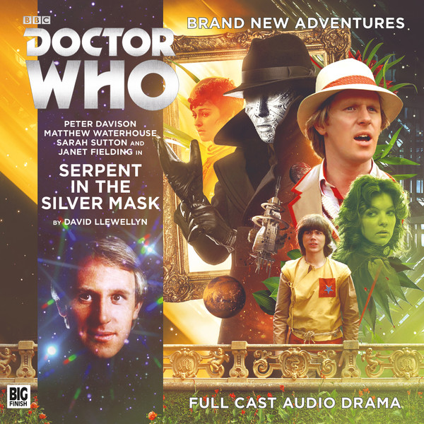 Doctor Who - Serpent in the Silver Mask
