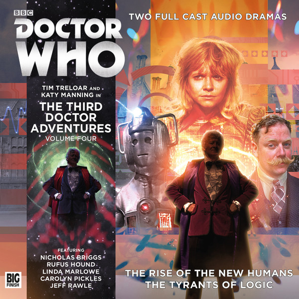 The Third Doctor Adventures: Volume Four