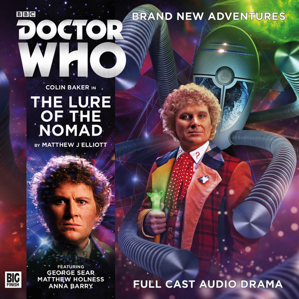 Doctor Who: Lure of the Nomad