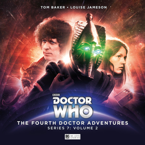 The Fourth Doctor Adventures: Series 7 Volume 2