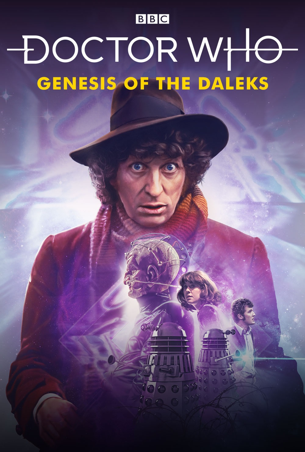 Genesis of the Daleks playing at the BFI this June