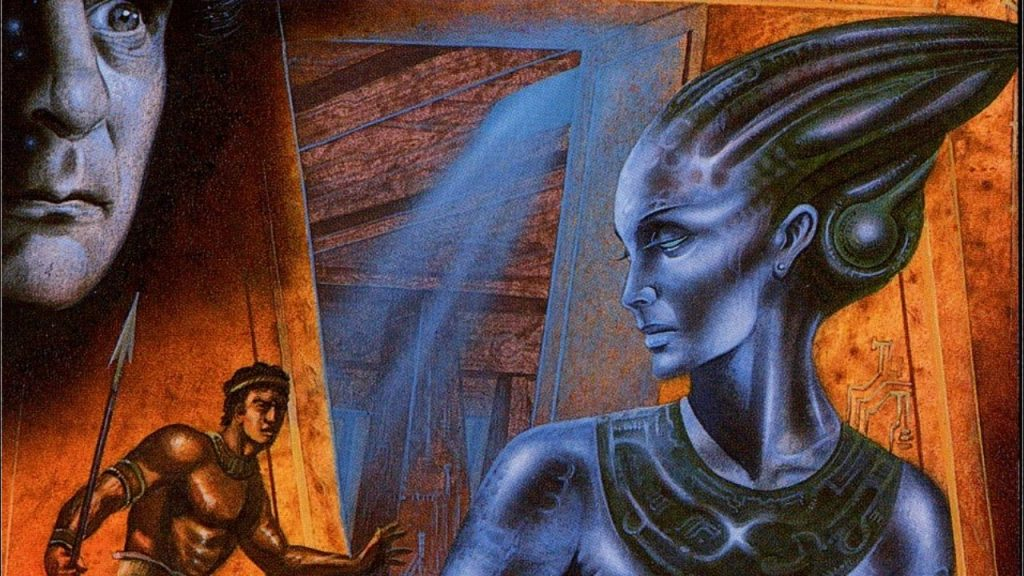 Timewyrm: Genesis - Book Cover