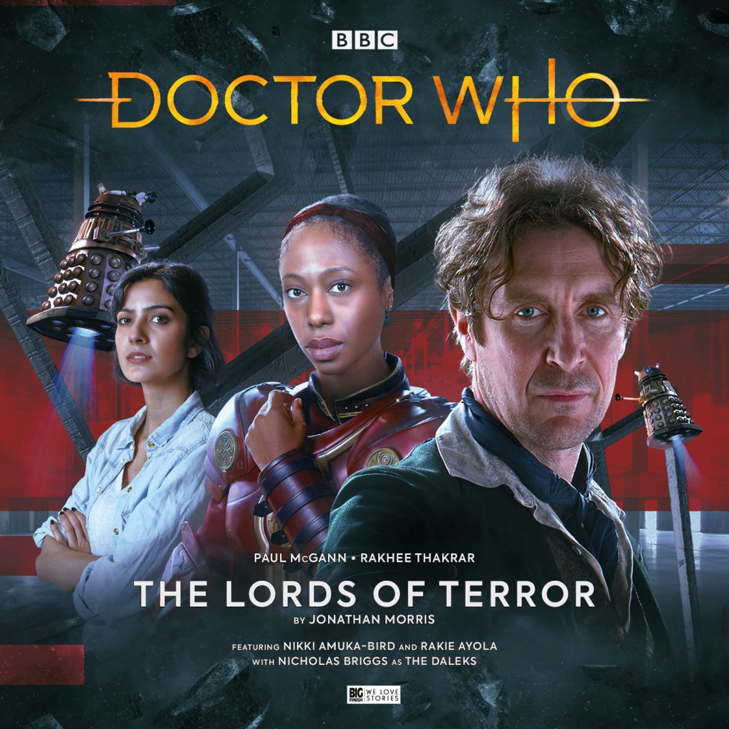 """The Lords of Terror"" cover artwork"