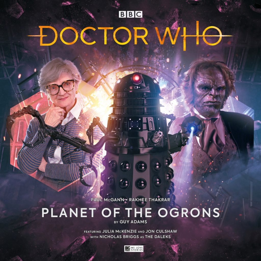 """Planet of the Ogrons"" cover artwork"