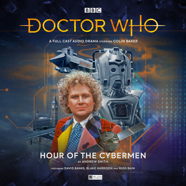 The Cover for Hour of the Cybermen