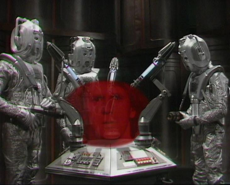 The Cybermen make their shocking comeback in Earthshock
