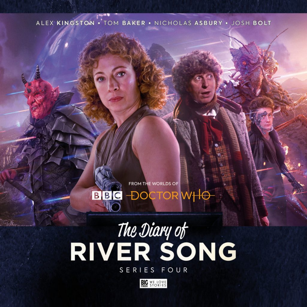 The Diary of River Song Series Four Slipcase