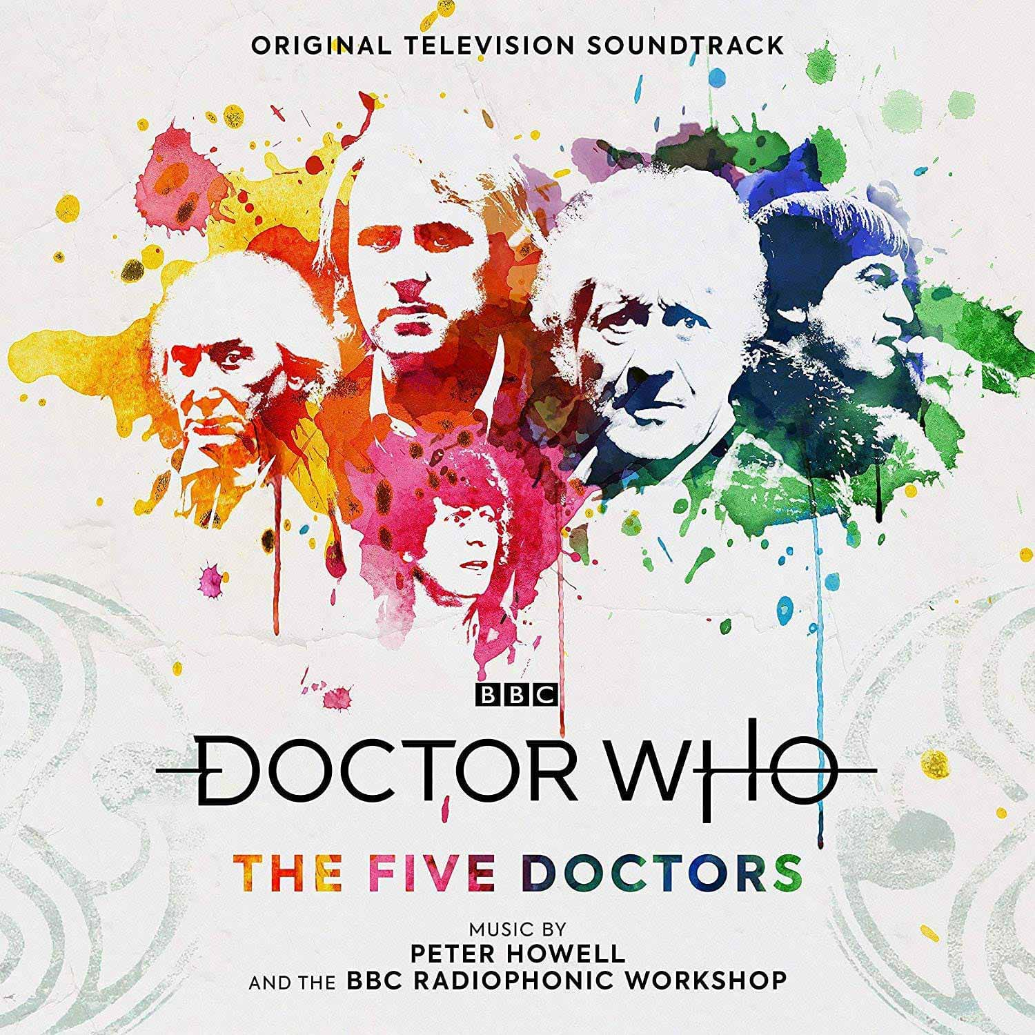 The Five Doctors Soundtrack