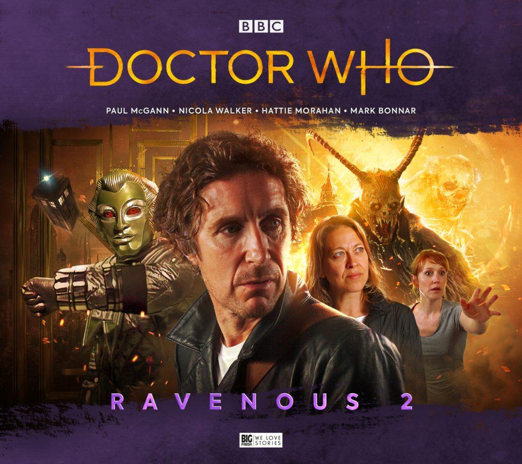"Boxed Set Artwork for ""Ravenous 2"