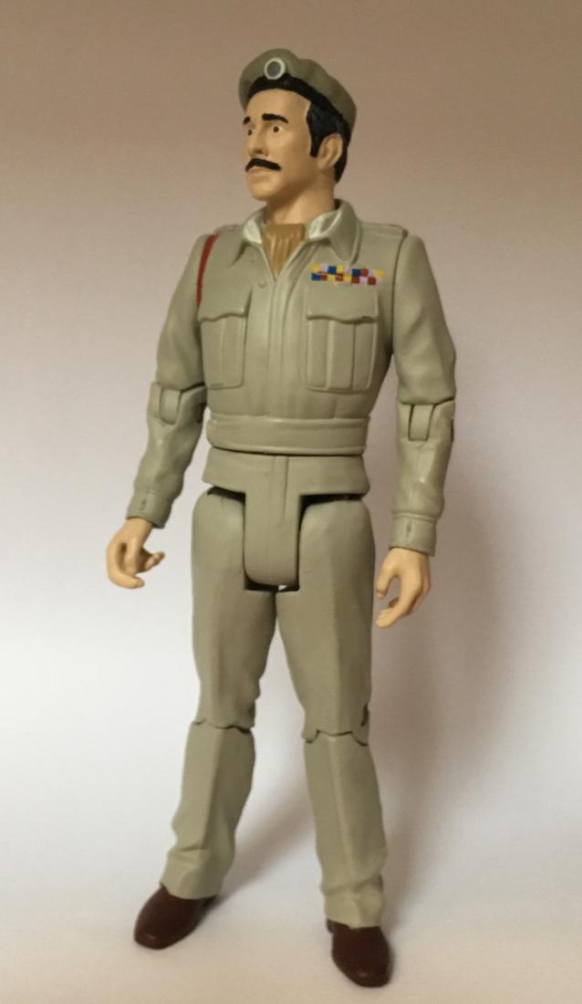 The Brigadier from Season 7