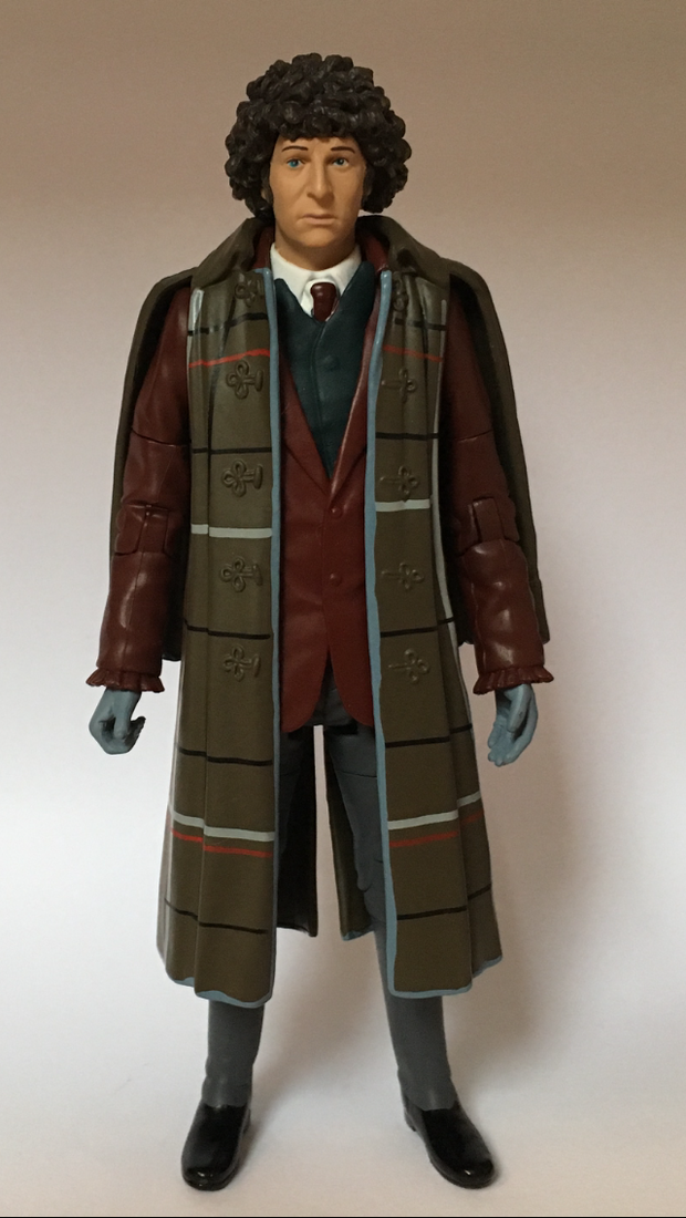 The Fourth Doctor from 'The Talons of Weng-Chiang'