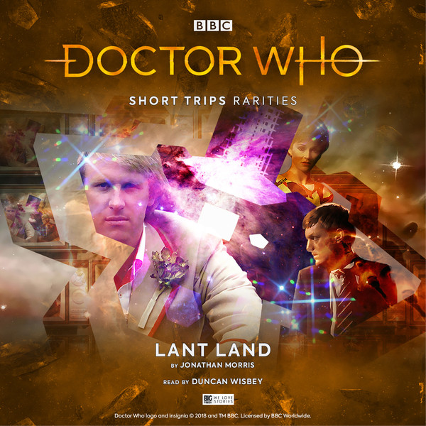 Cover art for Lant Land