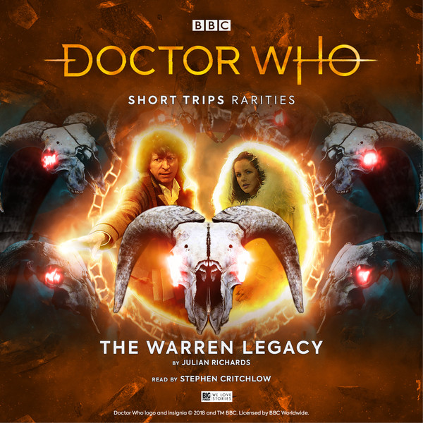 Cover art for The Warren Legacy