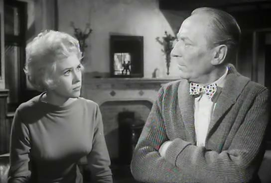 Vera Day and William Hartnell in 'And the Same to You' (1960)