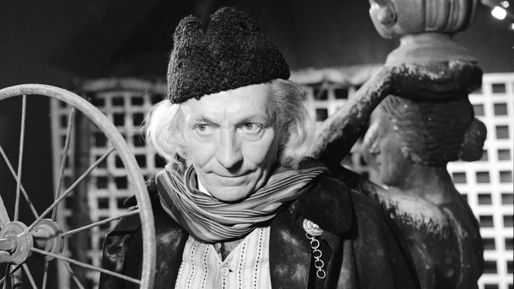 The 1st Doctor, the original, you might say