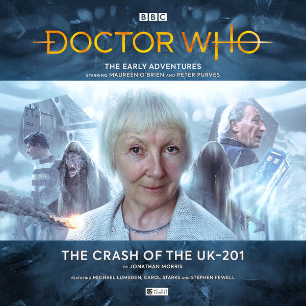 The Crash of the UK-201 from Big Finish