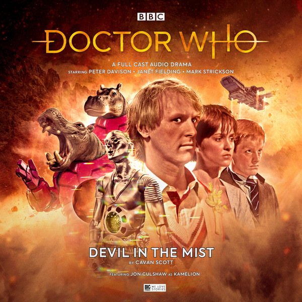 Cover Art For Devil In The Mist