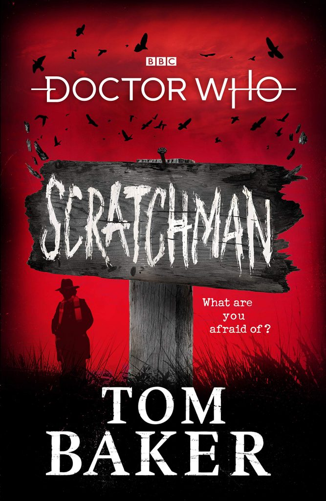 "Jacket artwork for ""Scratchman"""