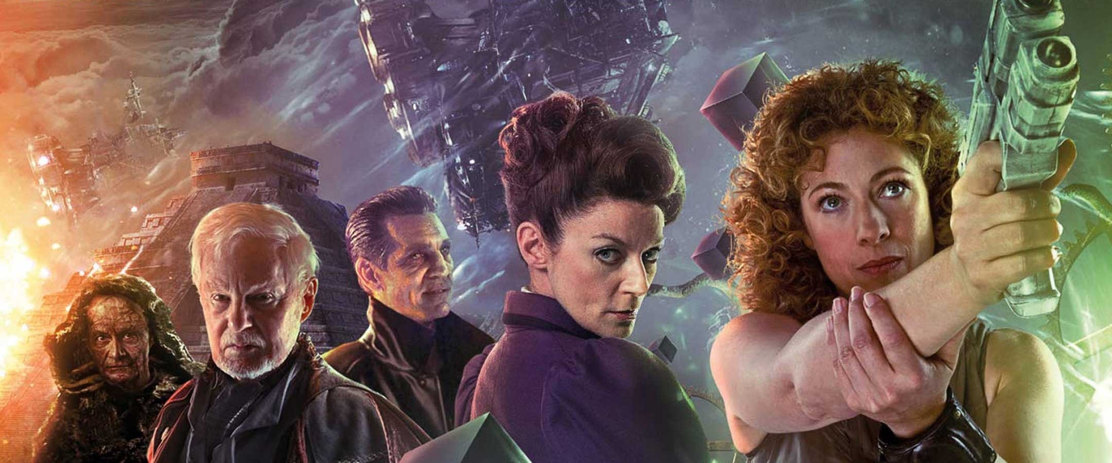 Diary of River Song - Series 5 Review
